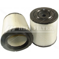 Air Filter For VOLVO-PENTA 21196919 and 3885441 - Dia. 282 mm - SA16730 - HIFI FILTER